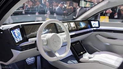 Sony Electric Car Full Specification | Price and Details | Photos of Sony Car