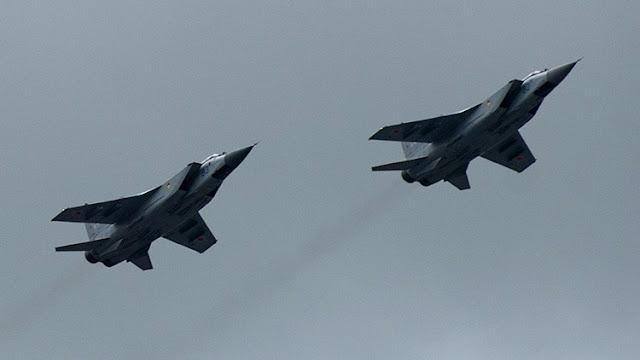 MUNDO: Un nuevo cruce de aviones militares rusos y de la OTAN provocó una fuerte tensión en el Mar Báltico.