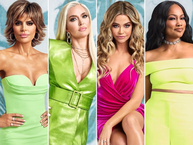 "Lisa Rinna And Erika Girardi Reportedly Went After Denise Richards At RHOBH Season 10 Reunion As Denise ""Held Her Ground""; Sources Claim Lisa Came At Denise The ""Most"" And Garcelle Beauvais Was ""In The Hot Seat"""
