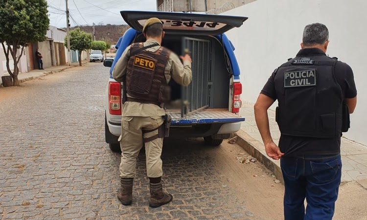 Polícias Militar e Civil realizam 'Operação Apópeira' em Brumado