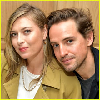 Maria Sharapova And Her Future Husband Alexander Gilkes
