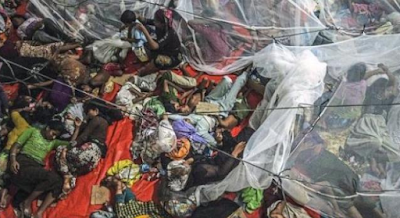 1.000 Lebih Warga Rohingya Tewas Dibunuh Tentara