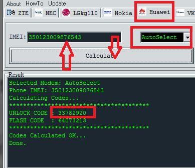 Cara Inject Semua Jenis Modem Menjadi Multi Operator