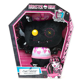 MH Just Play Count Fabulous Plush