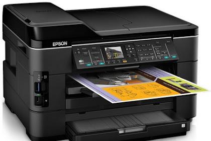Epson WorkForce WF-7520 Driver Download