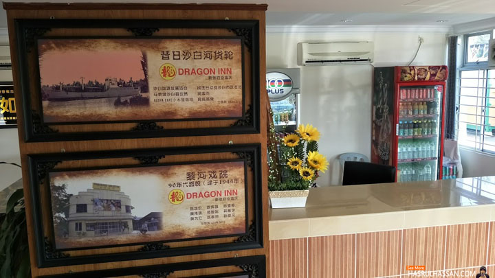 Pengalaman Menginap di Hotel Bajet Dragon Inn Sabak Bernam
