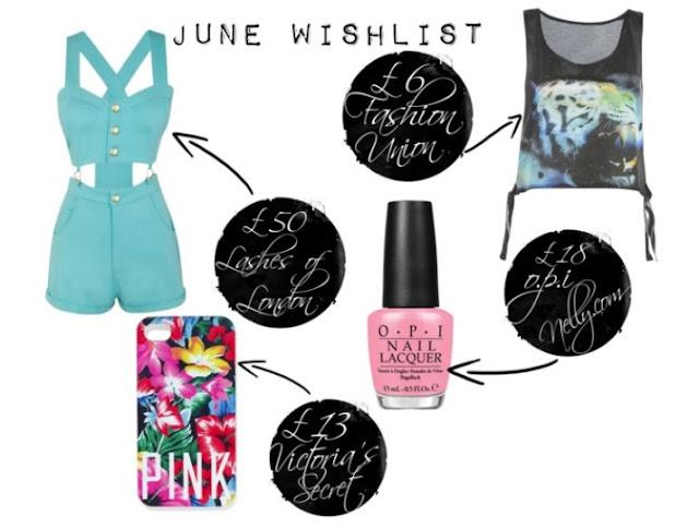 June 2013 Wishlist | Love, Maisie