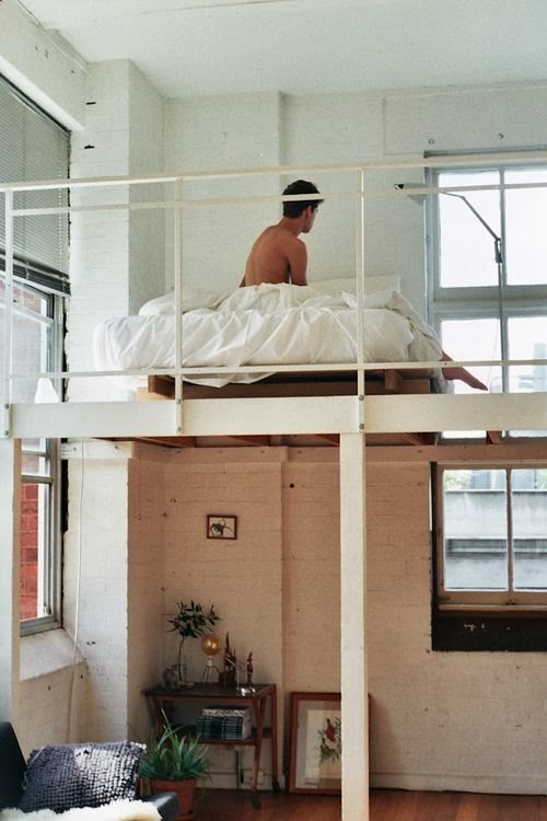 Designs for Daley Living: Sleeping Solutions for Loft ...