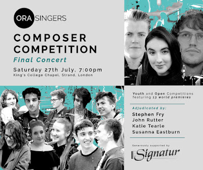 Ora Singers Composer Competition