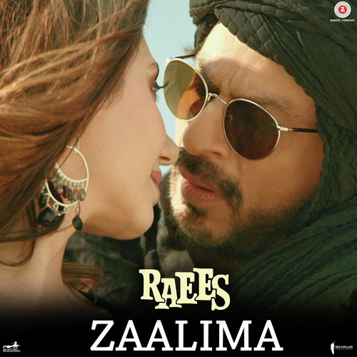 Raees-2nd-Hindi-2016 Original Full Songs CD Front Cover