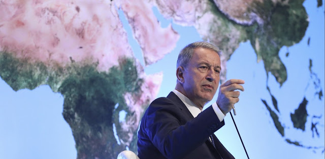 0   Ακάρ προς Ελλάδα: Χωρίς την Τουρκία καμία λύση δεν θα υπάρξει