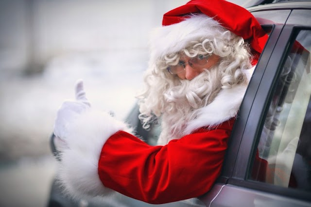 Chevrolet drivers can track Santa from their cars on Christmas Eve