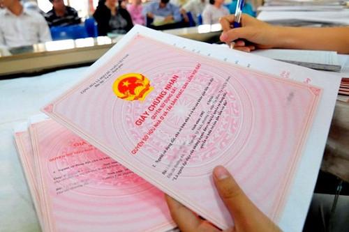 Quy trình tách sổ đỏ mua bán nhà đất ở Phú Quốc