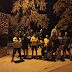 Η ομάδα ράγκμπι προπονήθηκε στην «Αγιά Σοφιά» με συνθήματα! (pics)