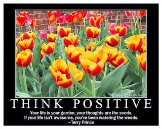 Think Positive | Alzheimer's Reading Room