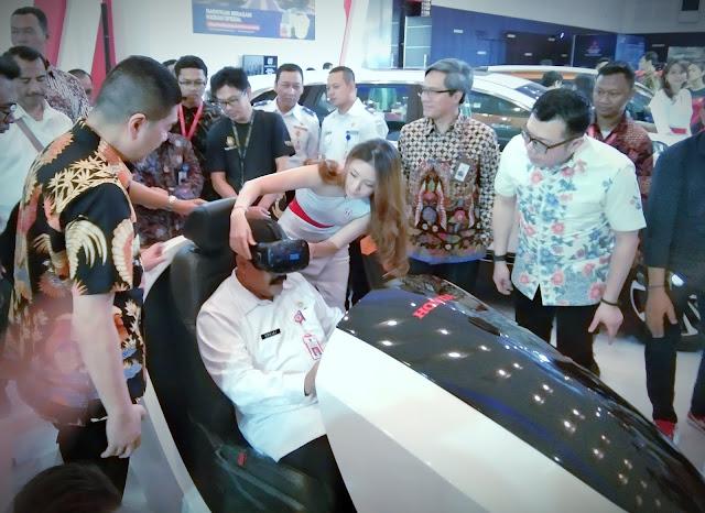 honda sensing virtual reality