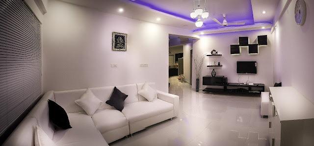 redecoração de apartamento
