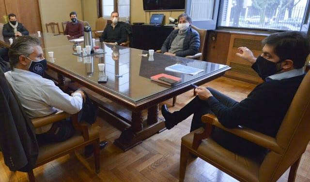 Kicillof autorizó el regreso del automovilismo en ciudades bonaerenses que estén en fases 4 o 5