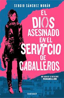 El dios asesinado en el servicio de caballeros de Sergio S. Morán