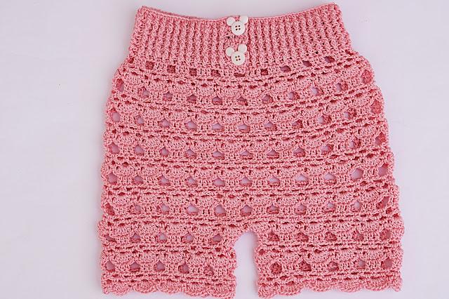 5 - Crochet Imagenes Pantalon en conjunto con camisa a crochet y ganchillo por Majovel Crochet