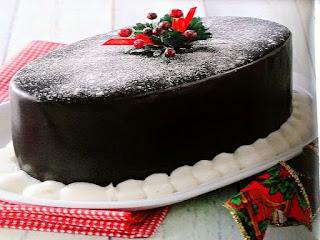 Gambar  Resep Ginger Dark Choco Cake