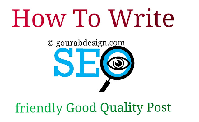 tips on writing good quality articles