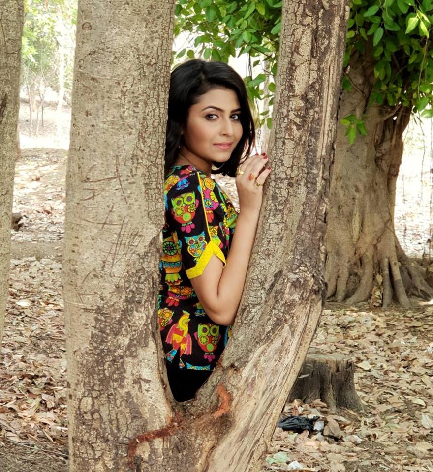 Ashmita Mukherjee Bengali Actress 4
