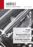 'INÈDITS - Revista de creació literària - Núm. 9 - Juliol 2016'