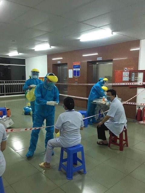 Việt Nam thêm 1 ca nhiễm COVID-19 từ cộng đồng sau 99 ngày