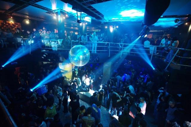 Kiss Club em Albufeira