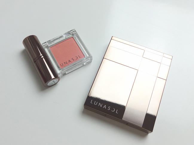 Lunasol Skin Modeling Eyes Kit 2015