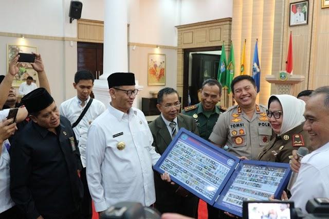 Gubernur: Berantas Narkotika Sama Dengan Jihad