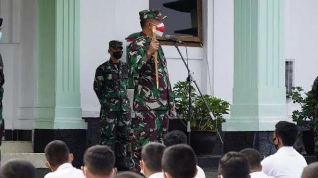 Brigjen TNI Fauzi ke 718 Calon Bintara: Masuk Tentara Gratis!