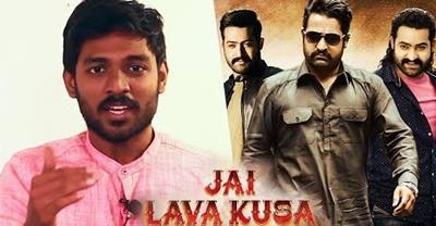 Jai Lava Kusa Review | Jr NTR, Raashi Khanna , Nivetha Thomas