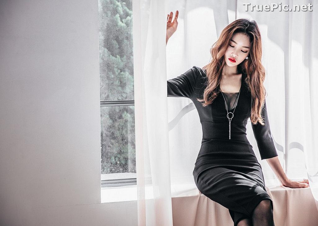 Image Korean Beautiful Model – Park Jung Yoon – Fashion Photography #4 - TruePic.net - Picture-5