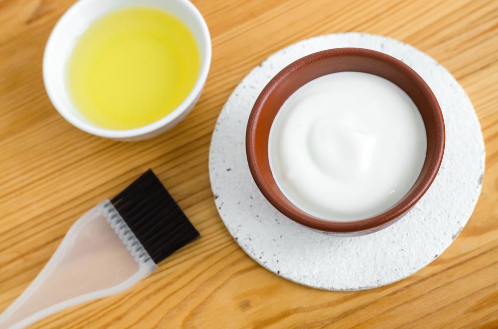Resep Cara Membuat Masker Rambut dengan Yogurt untuk Rambut Kering, Keriting, Atau Rusak