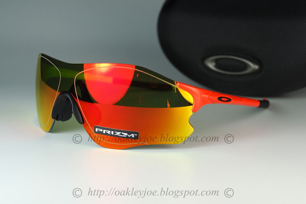 41fb39a7f6 harmony fade + prizm ruby iridium  260 lens pre coated with Oakley  hydrophobic nano solution complete package with box