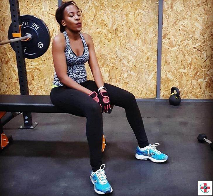 Gym Burnout