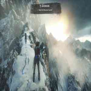 Rise of The Tomb Raider game download highly compressed via torrent