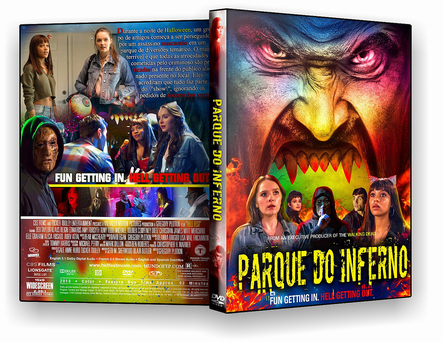 CAPA DVD – Parque do Inferno – ISO