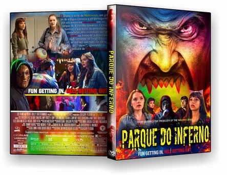 CAPA DVD – Parque do Inferno – ISO