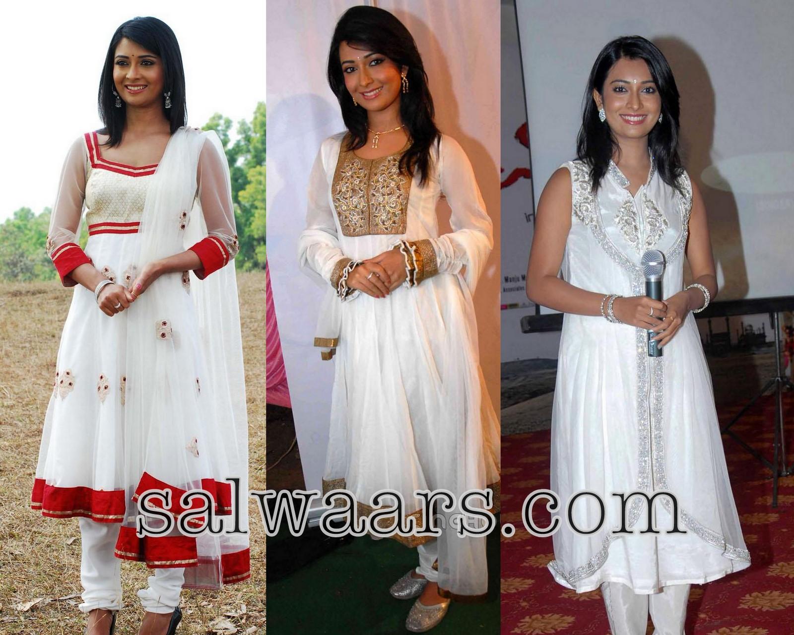 Radhika Pandit Salwar Kameez - Indian Dresses