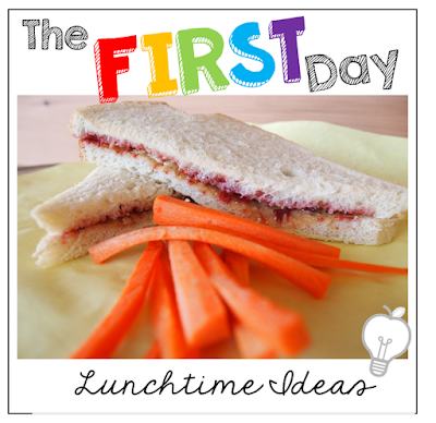 The FIRST Day: Lunchtime