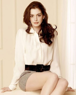 anne hathaway forever ❤