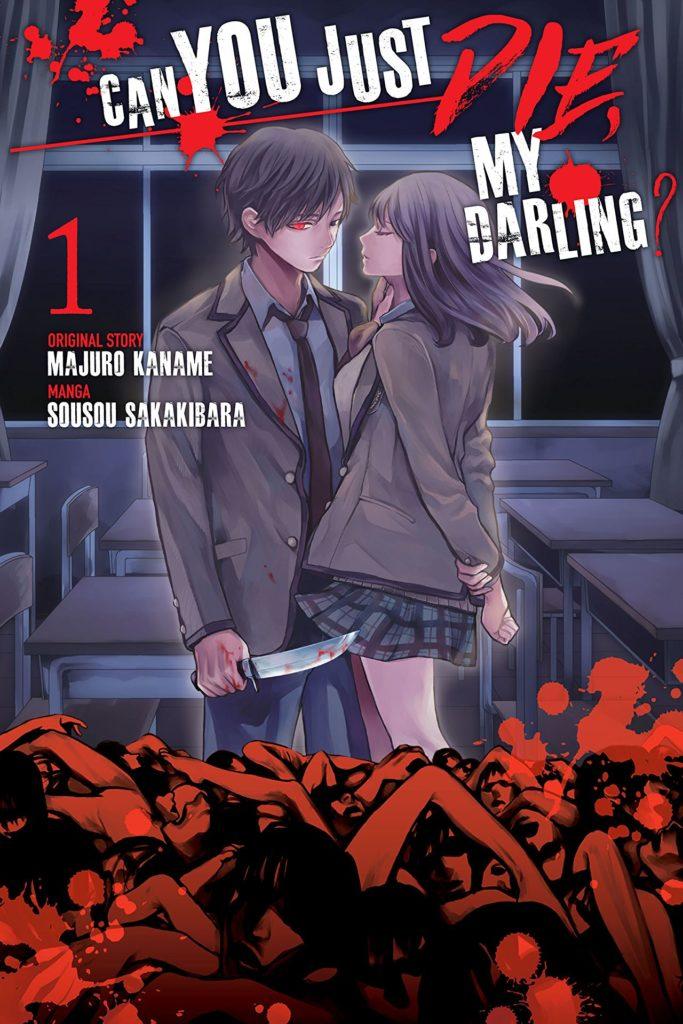 Manga 'Konya wa Tsuki ga Kirei desu ga, Toriaezu  Shine' llega a su arco final