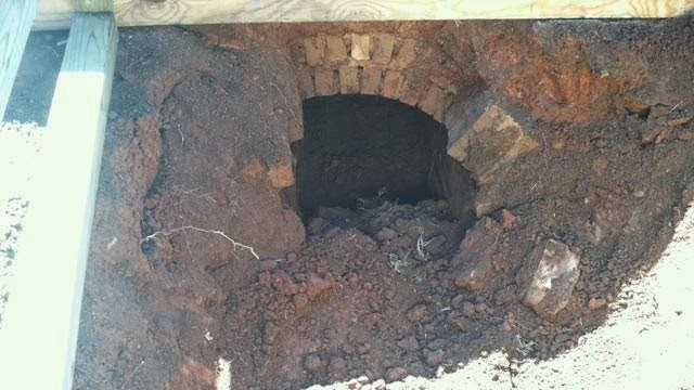 Revolutionary War tunnel explored at Ninety Six National Historic Site