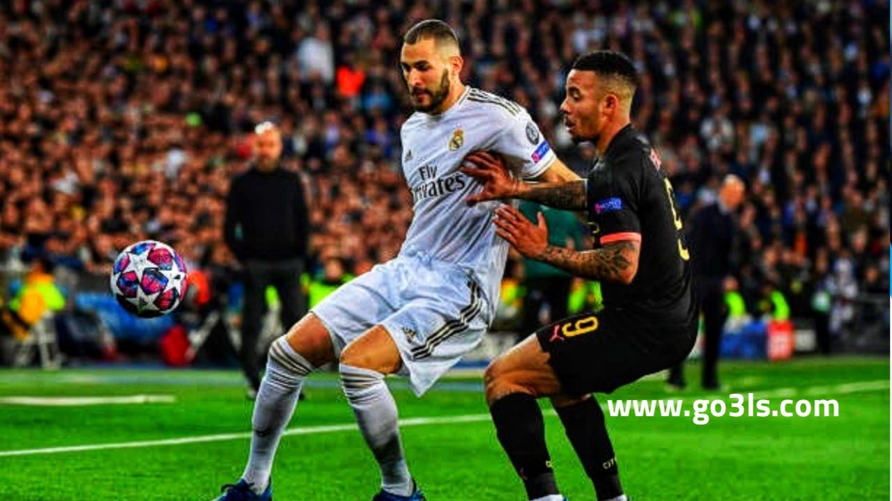 صور مباراة مانشستر سيتي وريال مدريد