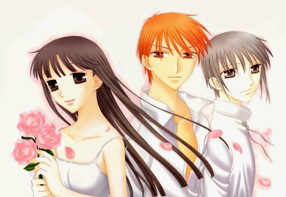 Anime with big dude and small girl dating