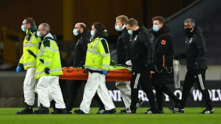 Wolves boss reveals PATRICIO fully conscious after head injury against Liverpool