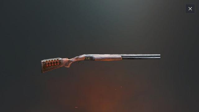 S686 - Shotgun